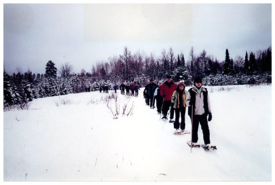 Snowshoe Club